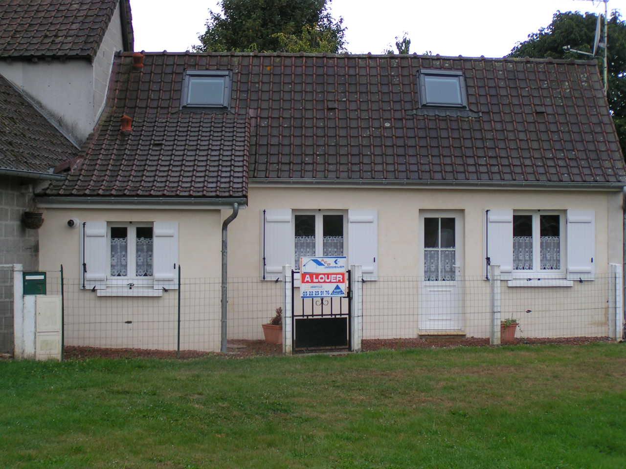 Agence immobiliere acd abbeville maison a louer segu maison for Agence location maison